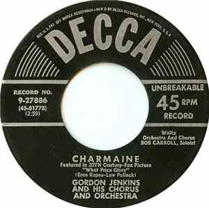 Gordon Jenkins And His Chorus And Orchestra - Charmaine