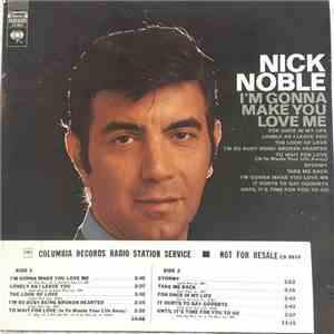 Nick Noble - I'm Gonna Make You Love Me