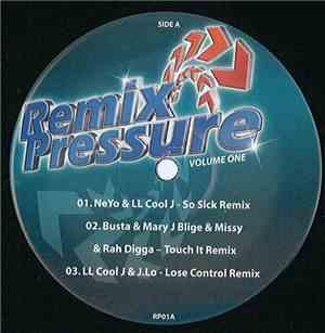 Various - Remix Pressure Volume One