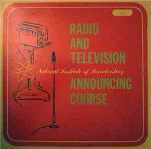 National Institute Of Broadcasting - Radio And Television Announcing Course ...