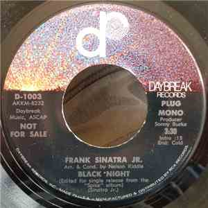 Frank Sinatra Jr. - Black Night
