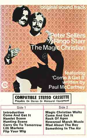 Peter Sellers & Ringo Starr - The Magic Christian (Original Soundtrack)