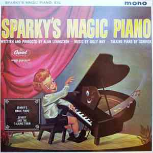 Henry Blair Featuring Ray Turner - Sparky's Magic Piano