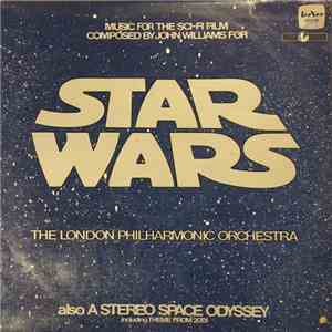 The London Philharmonic Orchestra - Music From Star Wars
