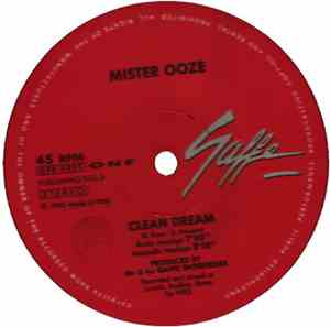 Mister Ooze - Clean Dream