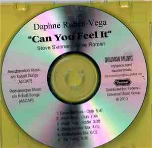 Daphne Rubin-Vega - Can You Feel It