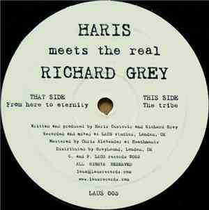 Haris Meets The Real Richard Grey - From Here To Eternity