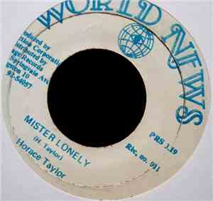 Horace Taylor  - Mister Lonely