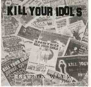 Modern Life Is War / Kill Your Idols - Live On WLUW