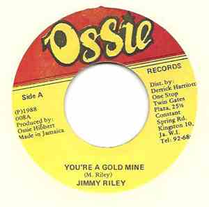 Jimmy Riley - You're A Gold Mine