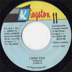 Lukie D - I Miss You