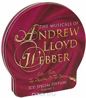 Andrew Lloyd Webber - The Musicals Of Andrew Lloyd Webber. Volume 1