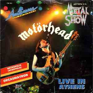 Motörhead - Live In Athens